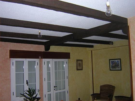 Vigas de poliuretano imitacion madera simple vigas de - Vigas decorativas de poliuretano ...
